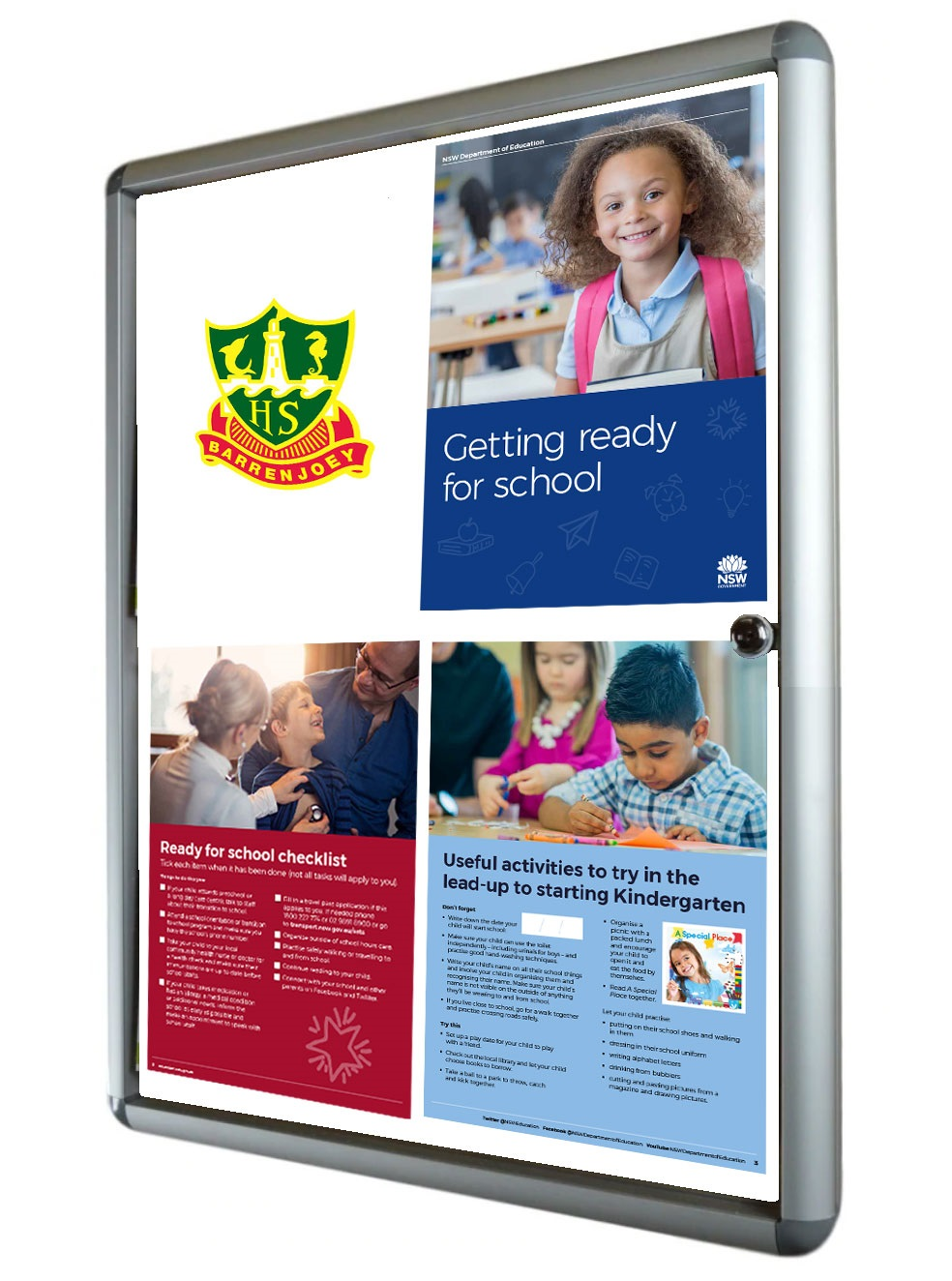 Bulletin Board Edusign School Banners Flags Signs Amp More